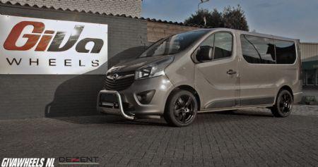 Dezent velgen - Opel