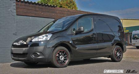 Bellini velgen - Peugeot