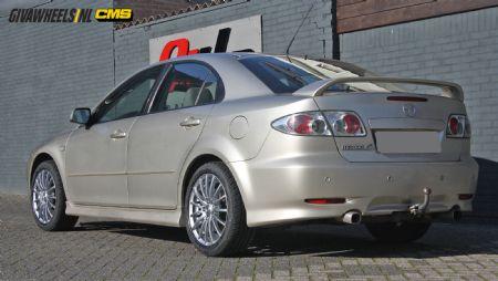 CMS velgen - Mazda