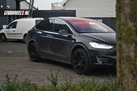 Hawke velgen - Tesla