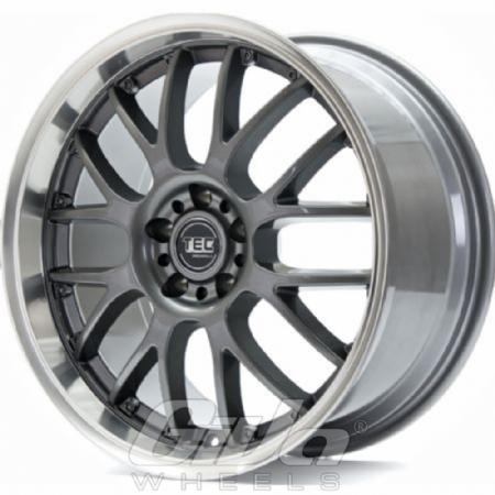 ASA TEC AR1 Dark grey with polished lip