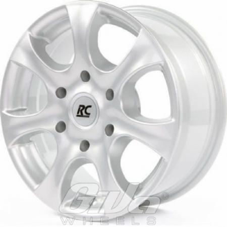 RC Design RC Matrix T Silver