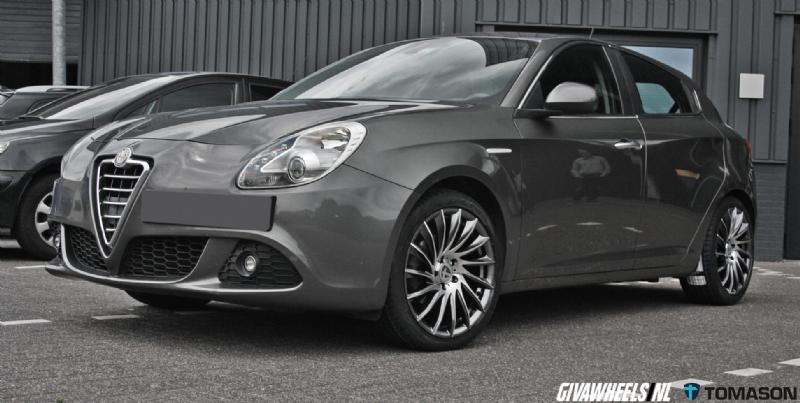 Alfa Romeo Velgen Giva Wheels Bv Velgen En Banden