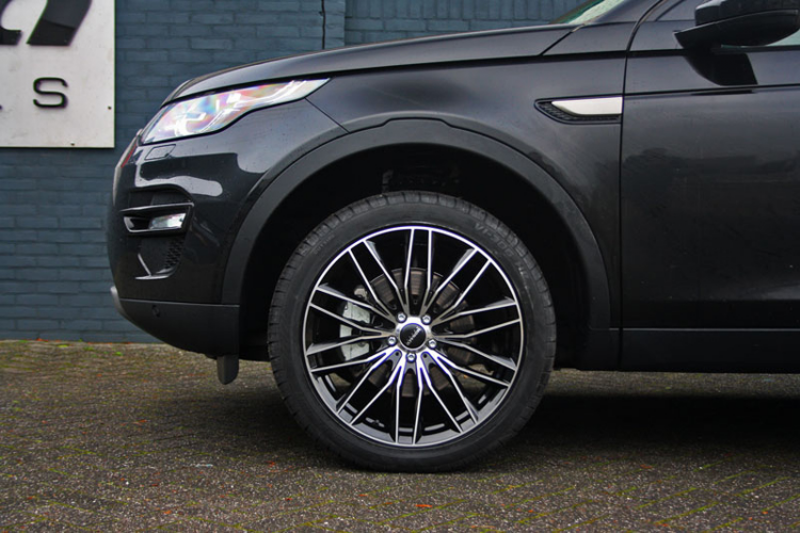 Land Rover Discovery Sport Met Monaco Gp2 Anthracite With