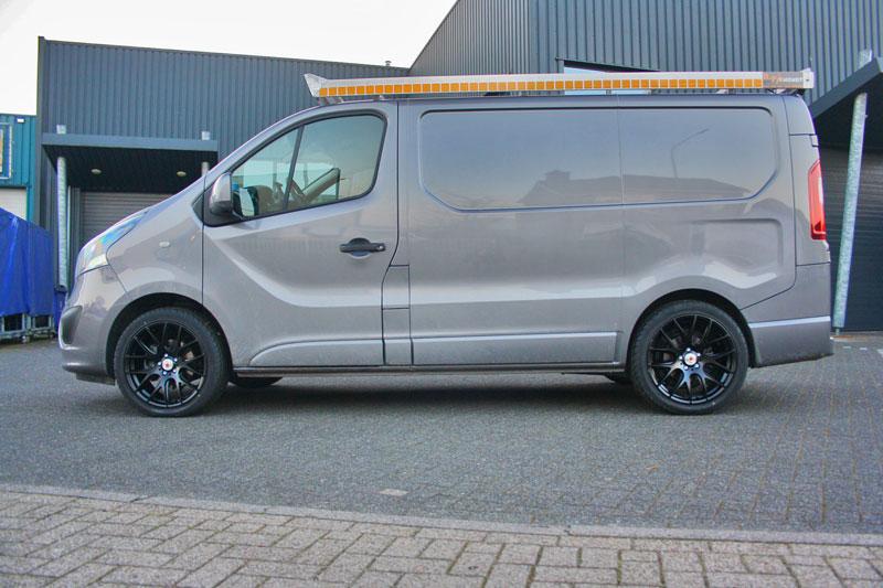 Opel Vivaro Velgen Giva Wheels Bv Velgen En Banden