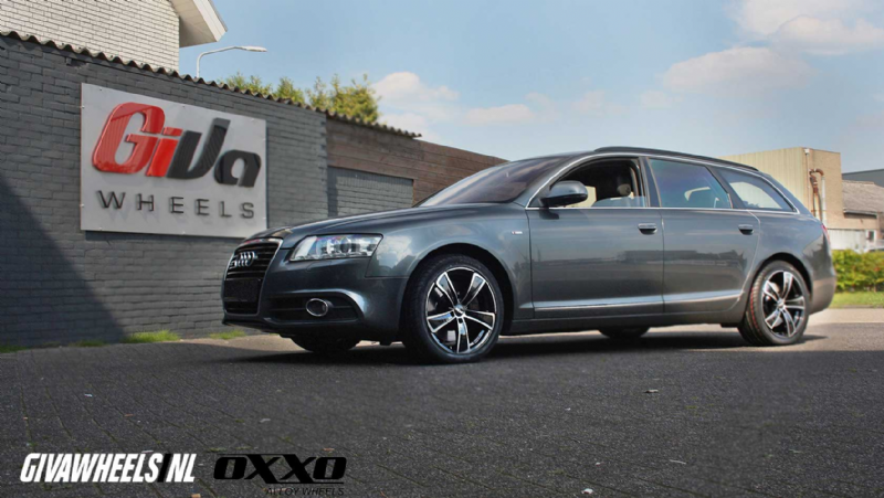 Audi Met Oxxo Velgen Giva Wheels Bv Velgen En Banden
