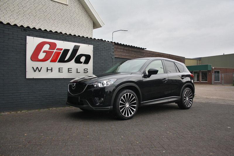 Mazda Velgen Giva Wheels Bv Velgen En Banden