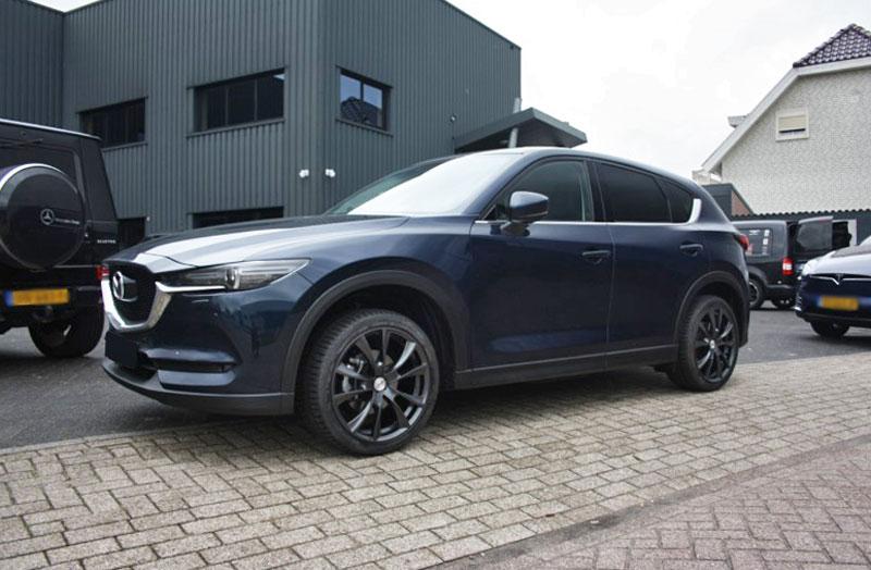 Mazda Cx 5 Met Monaco Torque Dark Anthracite Velgen Giva