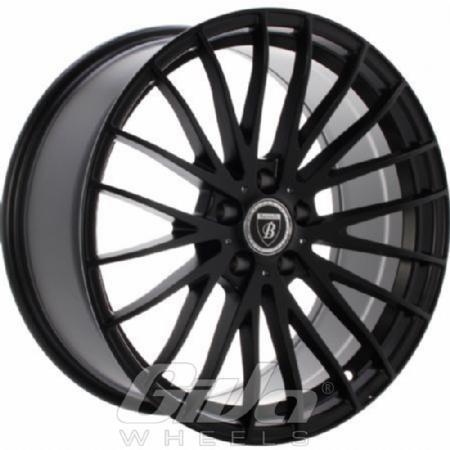 Barotelli St 1 Matt Black Velgen Giva Wheels Bv Velgen