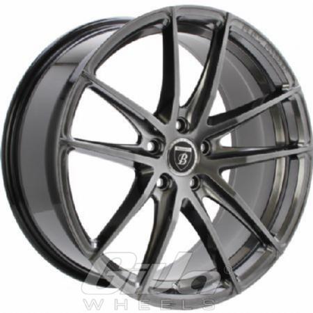 Barotelli St 7 Hyper Black Velgen Giva Wheels Bv