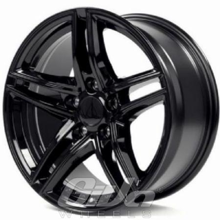 Borbet Xr Black Velgen Voor Een Volkswagen T Roc Giva