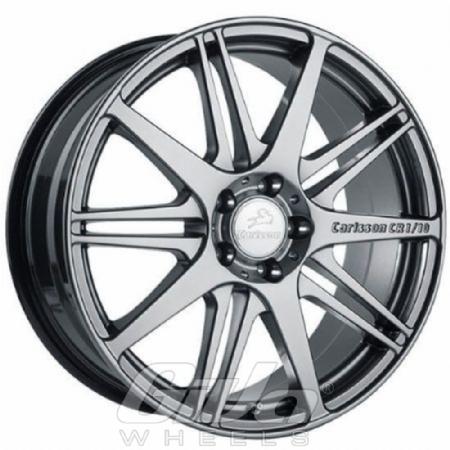 Carlsson 1-10 Titanium