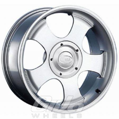 Cobra Grenada 4X4 Silver
