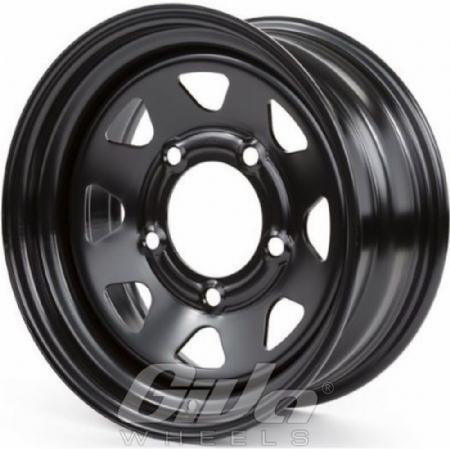 Dotz 4x4 Dakar Black Velgen Voor Een Daihatsu Feroza Giva