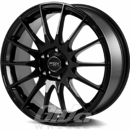 Fox Racing FX4 Black
