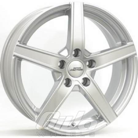 Inter Action Sky Silver Velgen Voor Een Toyota Camry Giva