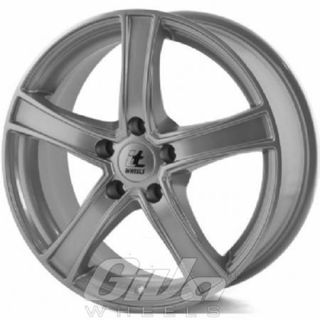 Itwheels Emma Silver Velgen Voor Een Toyota Rav 4 Giva