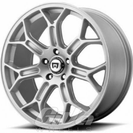 Motegi Racing MR120 Techno Mesh S Silver
