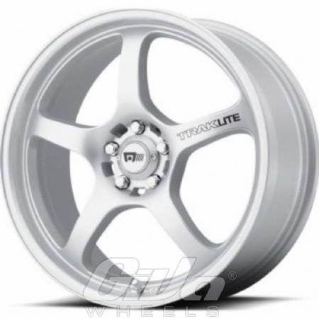 Motegi Racing MR131 Traklite Silver
