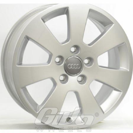 Audi Oe1048 Demo Silver Velgen Voor Een Audi A3 Giva