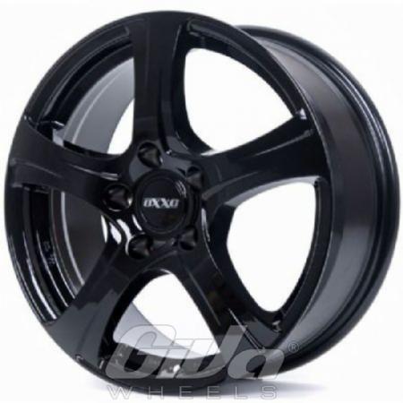Oxxo Narvi Black Velgen Voor Een Honda Legend Giva Wheels