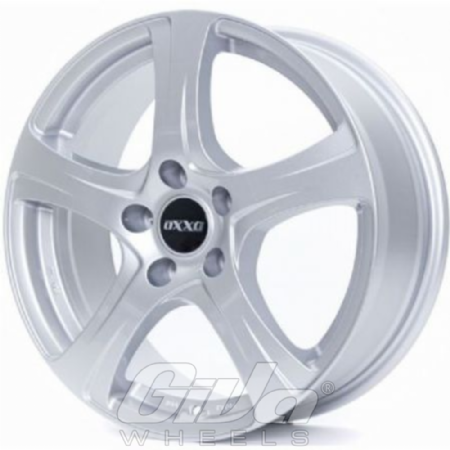Oxxo Narvi Silver Velgen Voor Een Citroen C15 Giva Wheels