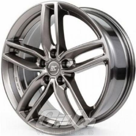 Rc Design Rc29 Dark Sparkle Velgen Voor Een Dodge Nitro