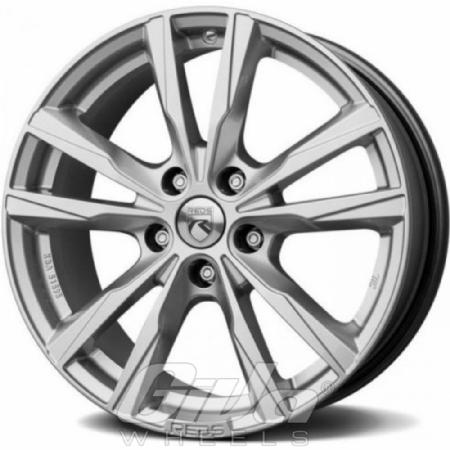 Reds K2 Silver Velgen Voor Een Nissan Murano Giva Wheels