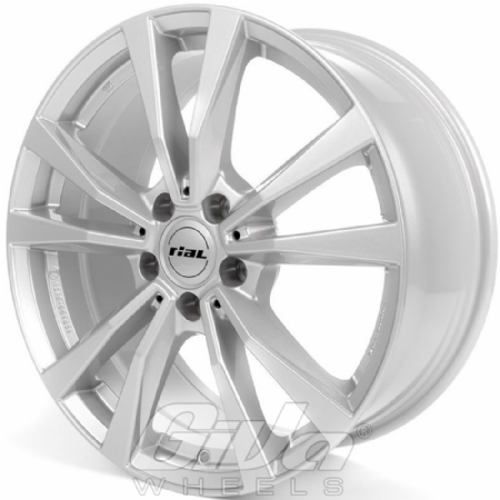 Rial M12 Silver