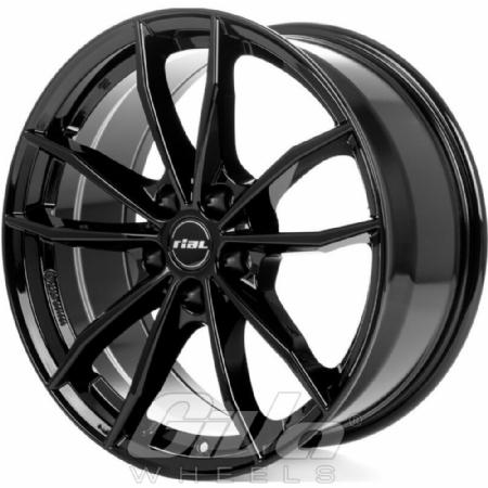 Rial X12 Black