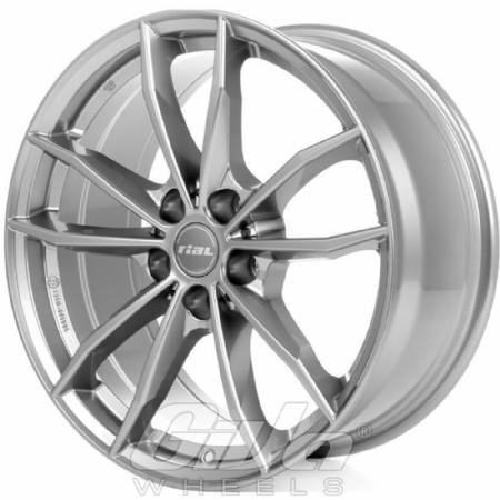Rial X12 Metal grey