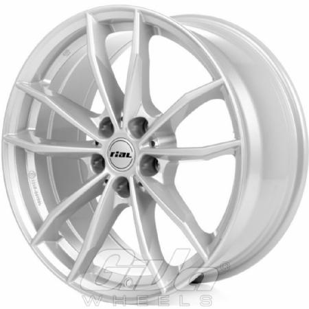 Rial X12 Silver
