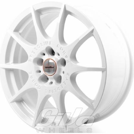 Speedline SL2 Marmora White