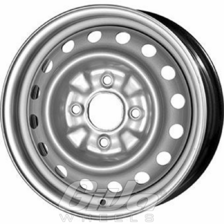Steel Wheels 4h Silver Velgen Giva Wheels Bv Velgen En