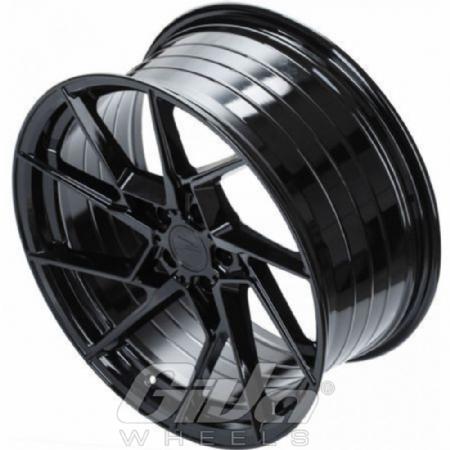 Z Performance Zp31 Black Velgen Giva Wheels Bv Velgen