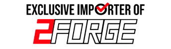 Exclusive importer of 2Forge